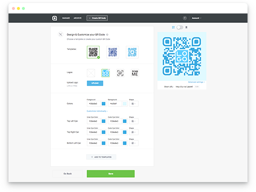 Design Your QR Code