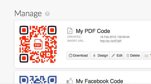 Save & Print the Code