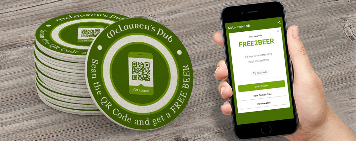 how to get a qr code from a picture