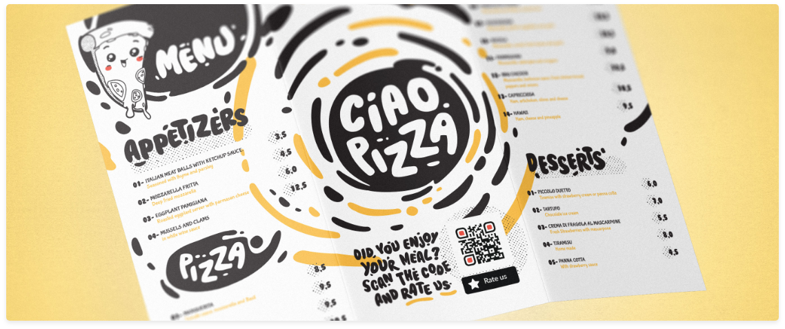 how to use qr codes on brochures qr code generator