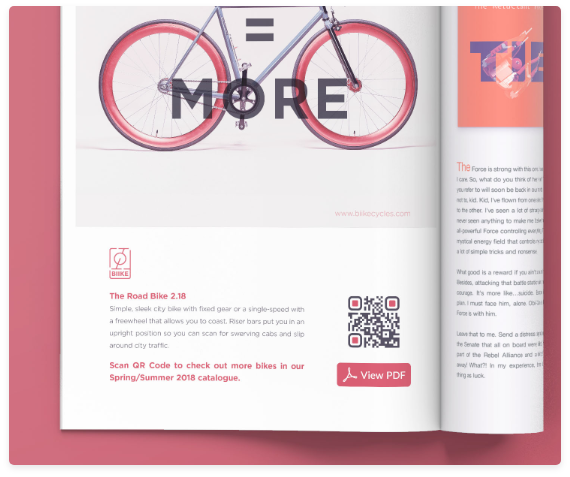 How to Use QR Codes on Newspapers & Magazines - QR Code Generator