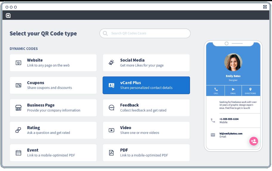 create custom event badges with qr codes  qr code generator