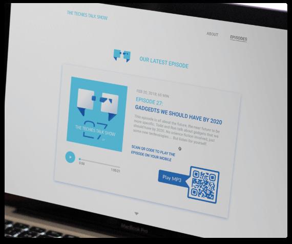 QR Codes on Websites | QR Code Generator PRO